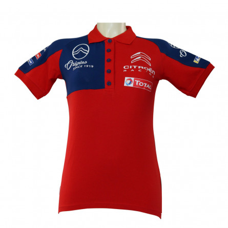 Women Replica Team Polo - 2019