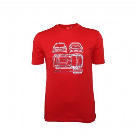 T-shirt homme C3 WRC