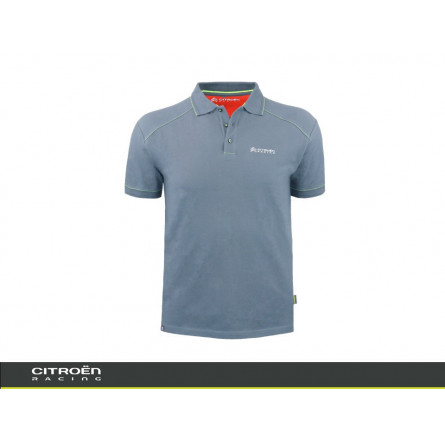 C3 WRC men polo shirt