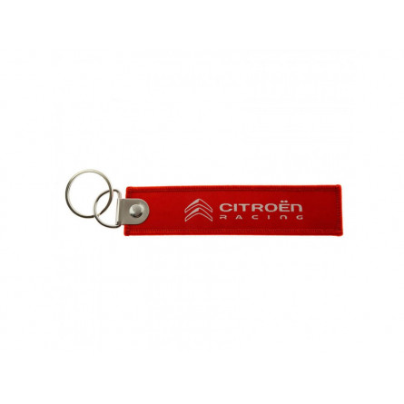 Citroën Racing Key ring
