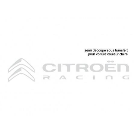 LOGO CITROEN RACING  - BRIGHT