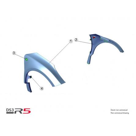 K3C Front wings