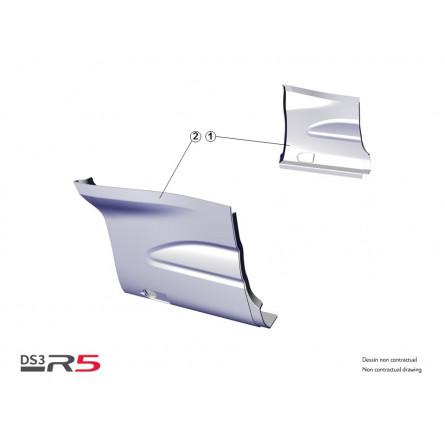 K4E Rear wings