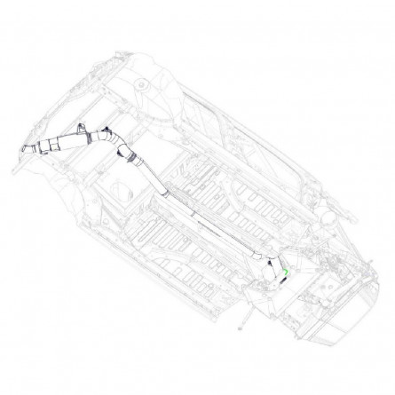 B21 Exhaust Line
