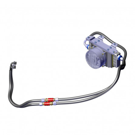 C82 Reardiff Cooling