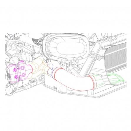 F22 Brake cooling