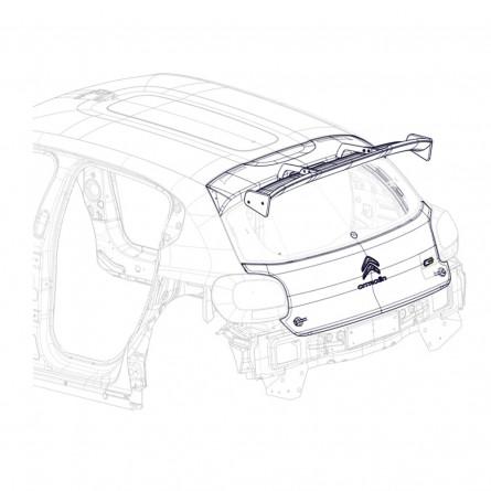 K7C Rear Wing