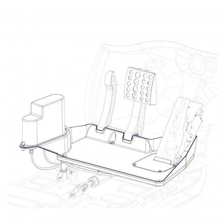 G11 Pedalbox tarmac