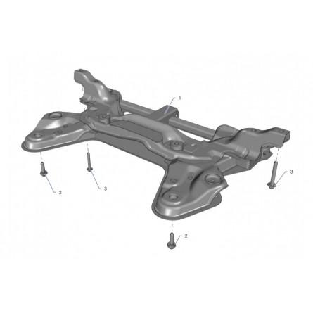 E11 Front subframe