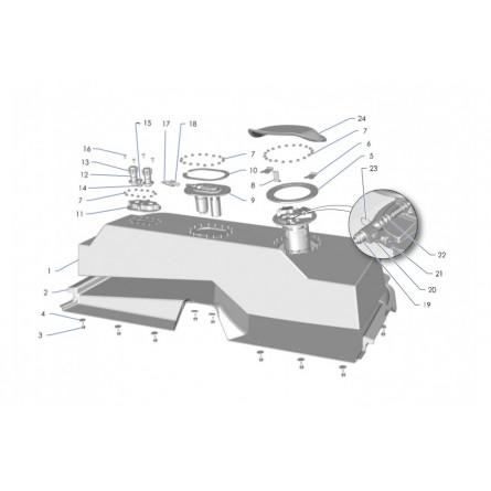 T4A Fuel tank