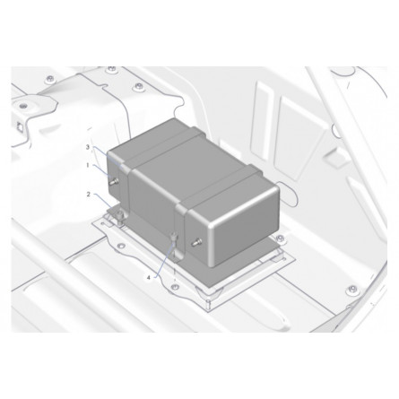 Z1C Battery support
