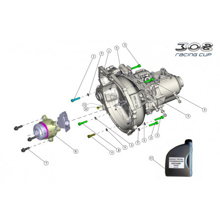 C23 - Gearbox