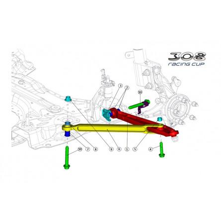 E12 - Front wishbone