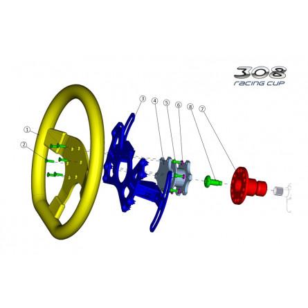 E45 - Steering column