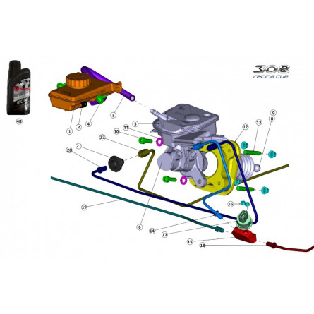 F63 - Circuit de Freinage