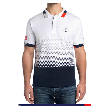 3008 DKR Maxi - Polo shirt