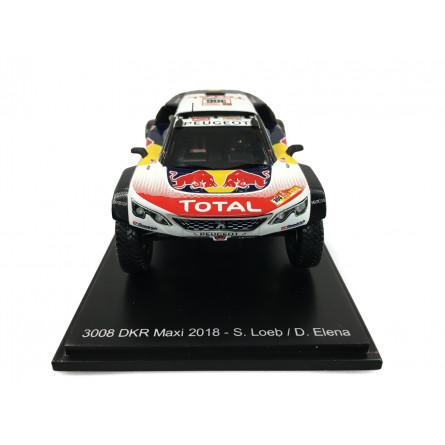 MODEL 3008 DKR Maxi 1:43 -...