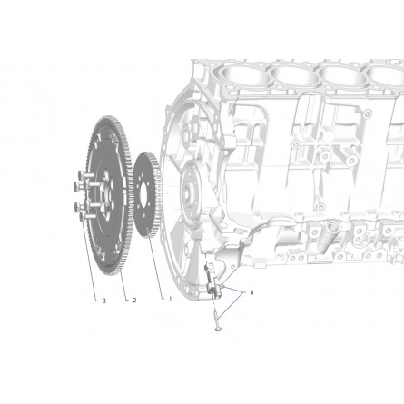 A12 Rotating assembly