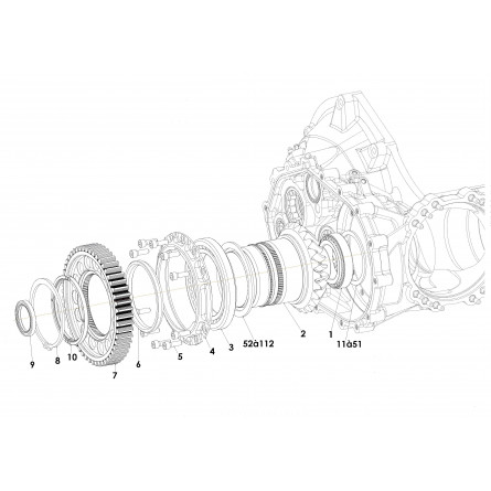 C233 Front Differential