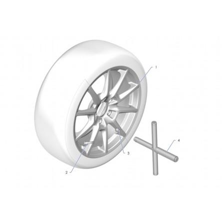 E31A Wheels Tarmac