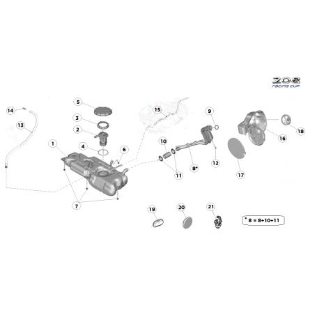 T4A Réservoir