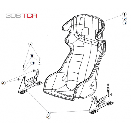 Y1A Driver seat