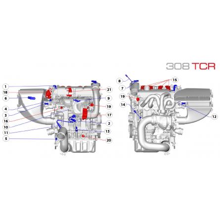 A37 ENGINE SENSORS AND...