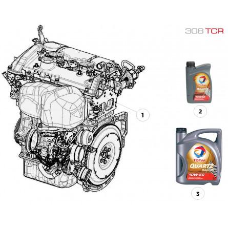 A00 Engine Assembly