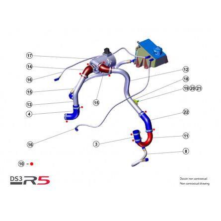 B12 Radiateur Eau