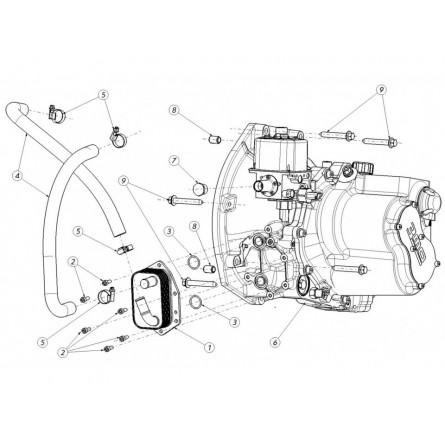 C23 Gearbox