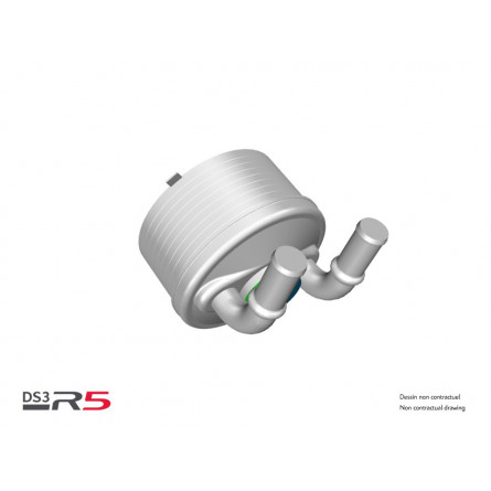 C24 Gearbox Radiator