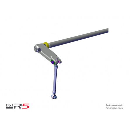 E15 Front anti-roll bar