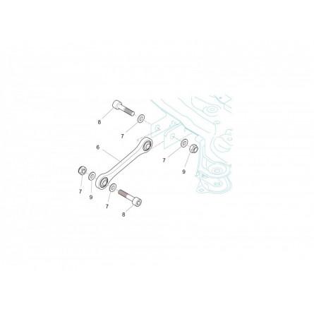 D11 Engine/Gearbox Mount