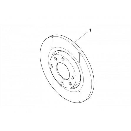 F31 Rear Brake Discs
